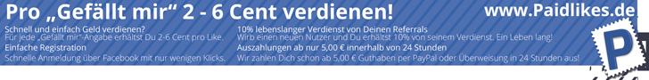 5€ / Woche mit Likes